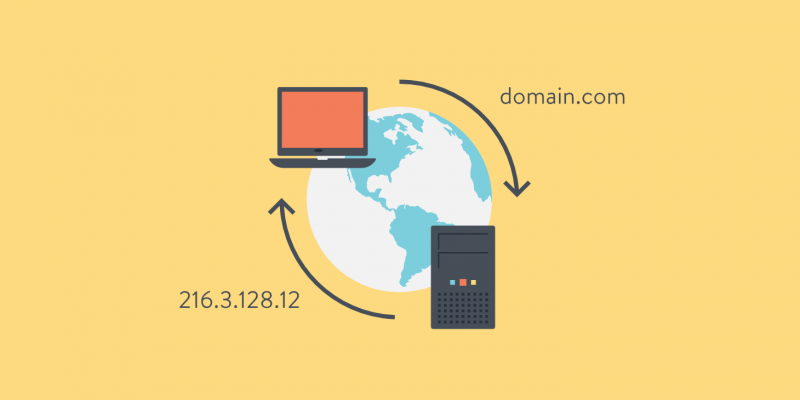switching DNS