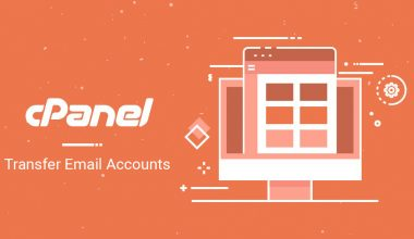 Transfer Email Accounts Between cPanel Servers